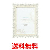 《送料無料》ラドンナ フレーム ブライダル 写真立て 白 結婚祝い プレゼント MJ83L ホワイト MJ83-L-WH 【SK00246】