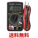 オーム電機(Ohm Electric) 普及型デジタルテスター TST-KJ830 送料無料 【SK01826】