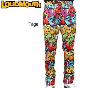 【日本規格】Loudmouth(ラウドマウス)2016ロングパンツ(029)Tagsタグスメンズ726513