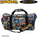 Loudmouth/ラウドマウスボストンバッグ