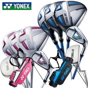 YONEX(ヨネックス)2016JuniorJ135ジュニア高学年向けゴルフセット7本組キャディバッグ付YJ16W