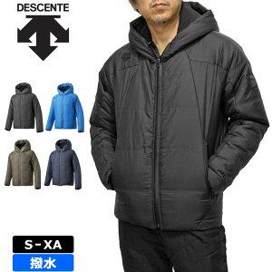 【20%off】デサント メンズ ダウンジャケット DMMMJC42 【正規品】【新品】18FW DESCENTE男性用紳士用MENSトップスアウタージャケットブルゾンフーデッドジャケット防寒