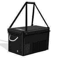 車載冷蔵庫 収納バッグ 22L用 Bタイプ対応 ベルト付き 防塵 防滴 保冷
