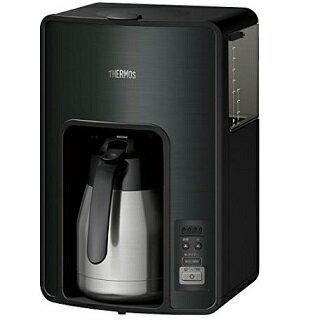 サーモスTHERMOS 真空断熱ポット コーヒーメーカー ECH-1001[ECH1001](送料北海道1200円加算。離島、沖縄別途お見積)