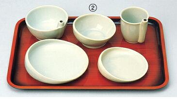 らくらく食器 飯茶碗