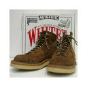 受注オーダー専用!White's Boots(ホワイツ ブーツ)Smoke-Jumper [6inch Roughout Leather/N] ...