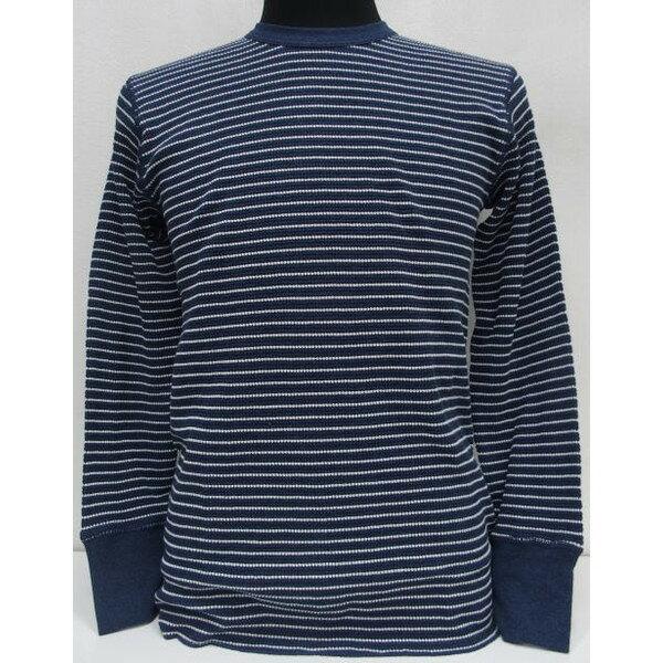 トップス, Tシャツ・カットソー GICIPI()Border Long Sleeves Thermal ShirtGiro ColloMade in Italy