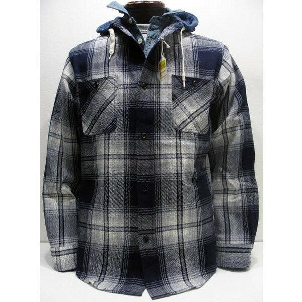 トップス, カジュアルシャツ TOWN CRAFT()by SUNNY SPORTS Layrd Hood Check Shirts