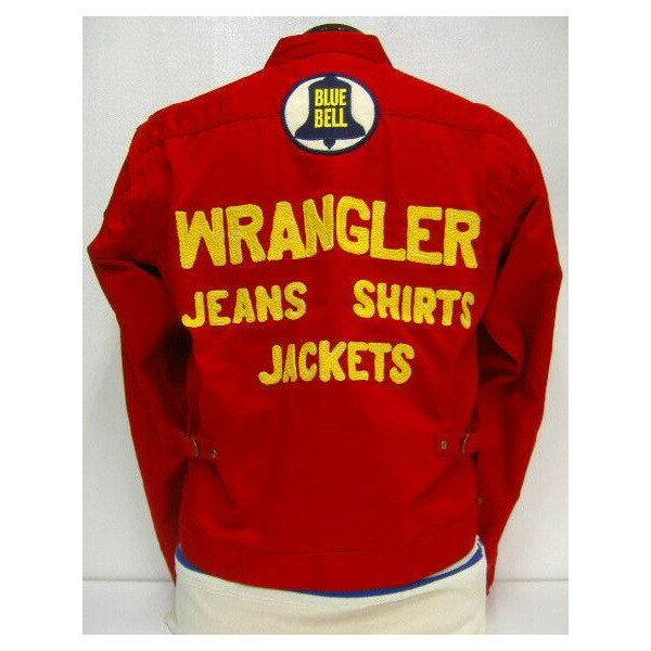 Wrangler(ラングラー)Archive Real Vintage [Champion Jacket/12MJ-Red] ジージャン/チャンピオンジャケット/日本製!:アメカジスリーエイト