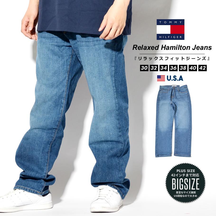 メンズファッション, ズボン・パンツ  TOMMY HILFIGER TOMMY JEANS Relaxed Fit 30 32 34 36 38 40 42 78C1777