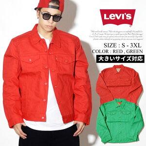 Levis リーバイス トラッカージャケット Gジャン デニムジャケット メンズ LEVI'S B系 ファッション メンズ ヒップホップ ストリート系
