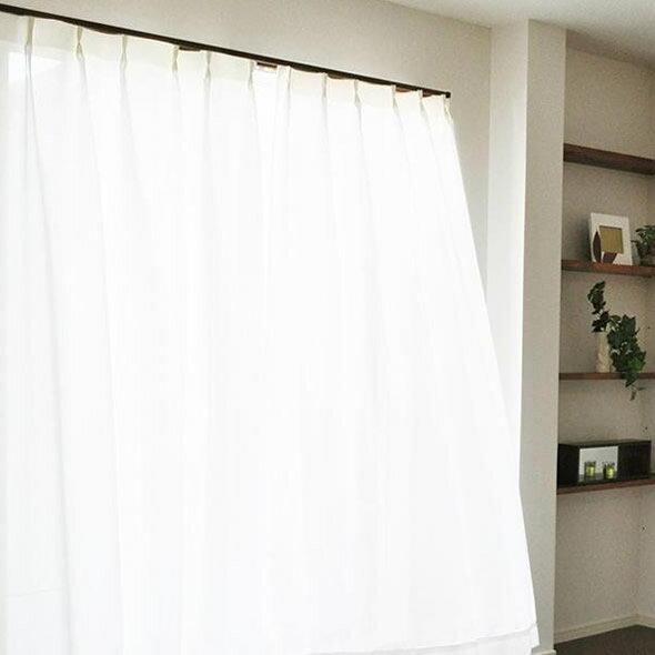 カーテン・ブラインド, レースカーテン (R) 200108cm 1 27022-200108