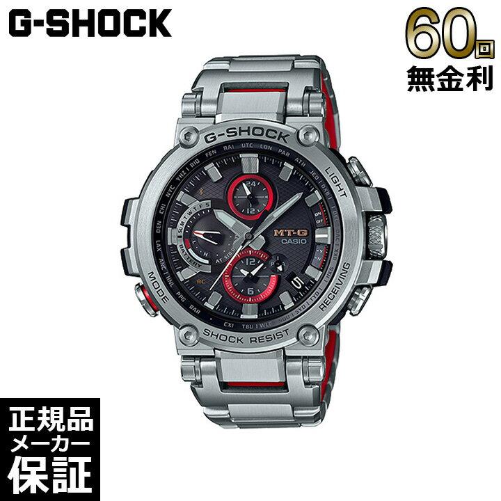 腕時計, メンズ腕時計 CASIO G MTG-B1000D-1AJF Bluetooth G-SHOCK MT-G 60