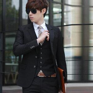 スーツ メンズ おしゃれ 結婚式 2次会 ビジネス ツーピース 細身 タイト 大きいサイズ フォーマル カジュアルスーツ リクルート かっこいい 3338