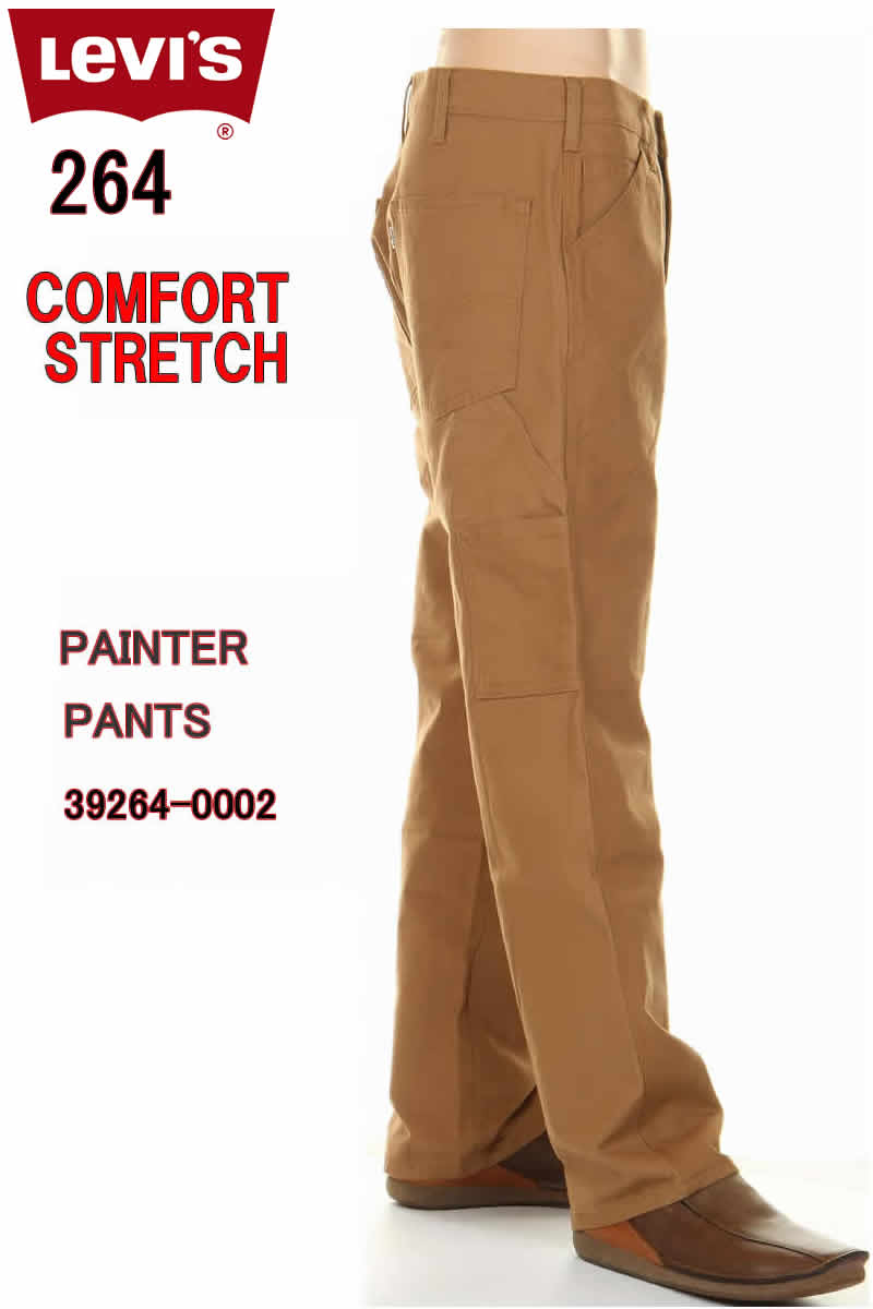 メンズファッション, ズボン・パンツ Levis 39264-0002 Irregular Loose Fit Carpenter Pants USA LEVIS 569 98