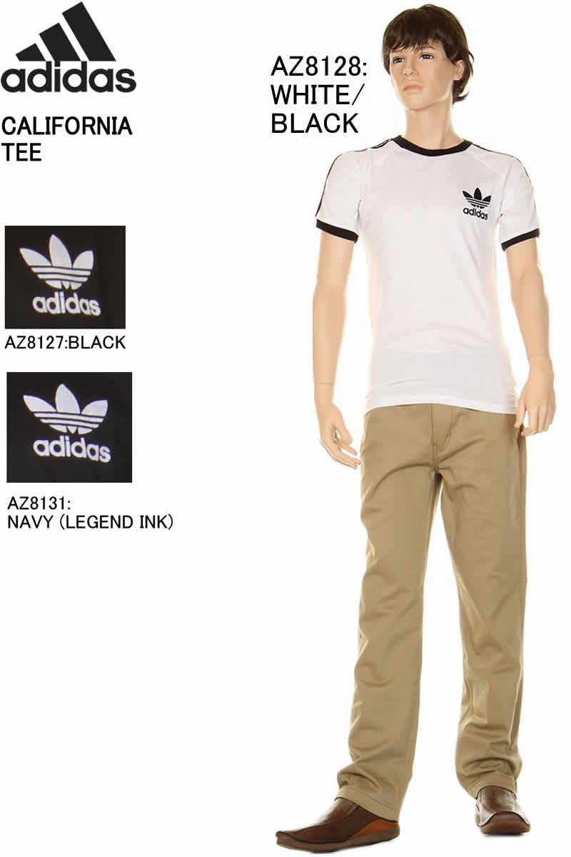 トップス, Tシャツ・カットソー  adidas CALIFORNIA TEE adidas AZ8128 AZ8127 AZ8131 TADIDAS T U