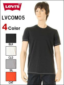 李維斯 Levis LVCOM05 4 色短袖彈力襯衫短袖短 t 恤溢價高品質內部網格反光