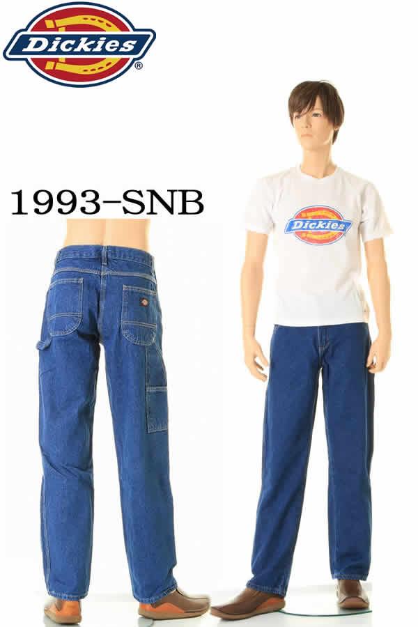 メンズファッション, ズボン・パンツ  Dickies 1993-SNB 14 Carpenter Jeans 14 Ounce Denim