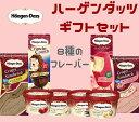 お中元 ハーゲンダッツ アイスクリーム 人気の8種のフレーバ...