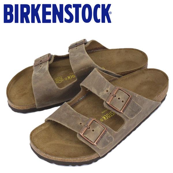 BIRKENSTOCK(ビルケンシュトック)『Arizonaオイルドレザー(0352201/0352203)』