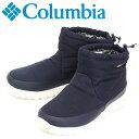 正規取扱店 Columbia (コロンビア) YU0277 スピンリールミニブーツ ウォータープルーフ オムニヒート 464 COLLEGIATE NAVY CLB006
