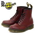 送料・代引き手数料無料正規取扱店Dr.Martensドクターマーチン14608EYEBOOTS8ホールブーツCHERRYREDチェリーレッド