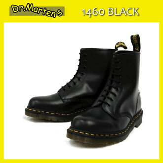 Shipping & cash on delivery fee free regular handling shop Dr.Martens Dr. Martens 1460 BOOTS 8EYE 8 hole boots BLACK black fs3gm