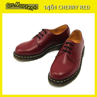 Shipping & cash on delivery fee free regular handling shop Dr.Martens Martens 1461 3EYE GIBSON 3 Hall Gibson CHERRY RED cherry red fs3gm