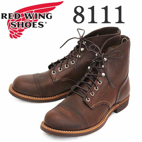 ブーツ, ワーク  2020 REDWING () 8111 Iron Ranger