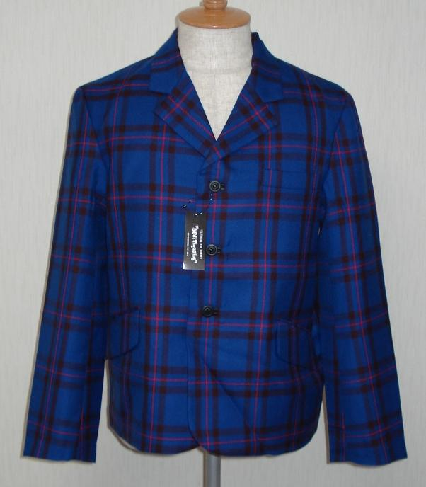 正規取扱店 SEDITIONARIES(セディショナリーズ) 3Button Bumfreezer Jacket スリーボタンバムフリーザージャケット ブルータータン:THREE WOOD