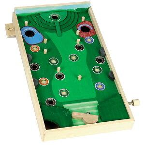木製工作キット ゴルフゲーム