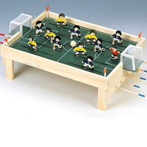 木製工作キット サッカーゲーム