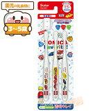 トミカ 園児用歯ブラシ 3P ネコポス対応品 465703