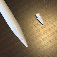 TiMOVOApplePencil第一世代チップ4枚Applepencil専用ペン先AppleiPadProAppleペンシル用交換ペン先着替え簡単完璧な互換性PP材質優れた延性と耐食性簡単に取り付けこだわりのデザイン欠かせない予備品