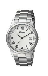 腕時計メンズクロトンCROTONウォッチMADEINJAPAN10気圧防水RT-140M-BRT-140M-Cメンズ腕時計