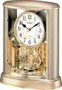 期間限定 置き時計 メンズ レディース 時計 シチズン置き時計 サルーン 4SG724-018 シチズン ※fu