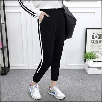 選擇大小和顏色 3 點集的汗水褲子婦女運動衫長著高高的副業單調別致簡單運動休閒服澤西島