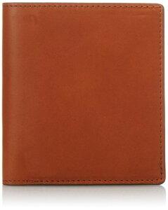 二つ折り財布メンズ小物レザー日本製国産軽量財布イタリア産オイルレザービジネス二つ折りウォレット札入れ小銭入れコインケース