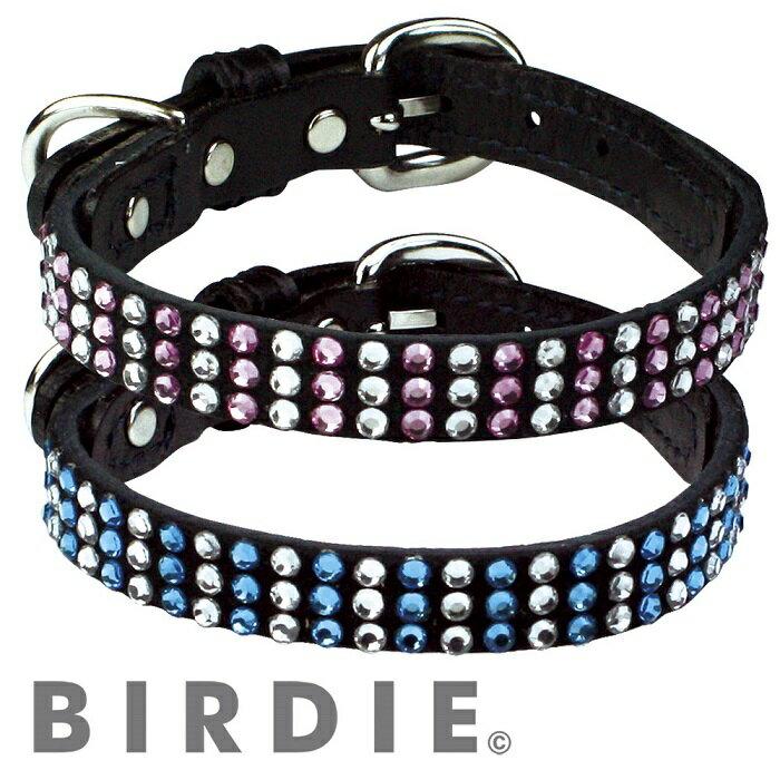 BIRDIE(バーディ) ジェムストーンカラー2(サイズ21)【小型犬 ペット 首輪 カラー セレブ】