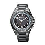CITIZEN シチズン ATTESA アテッサ エコ・ドライブ Black Titanium Series ダイレクトフライト 30周年記念モデル 【国内正規品】 腕時計 CB1075-52E 【送料無料】
