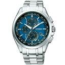 CITIZEN シチズン ATTESA アテッサ エコドライブ電波時計 チタン 国内正規品 腕時計 AT3050-51L 【送料無料】