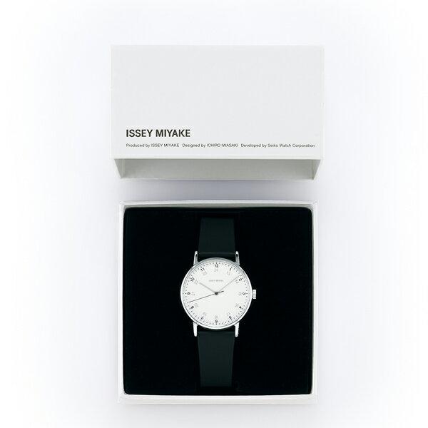 ISSEY MIYAKE  イッセイ ミヤケ f エフ 岩崎一郎氏 国内正規品 腕時計 NYAJ001