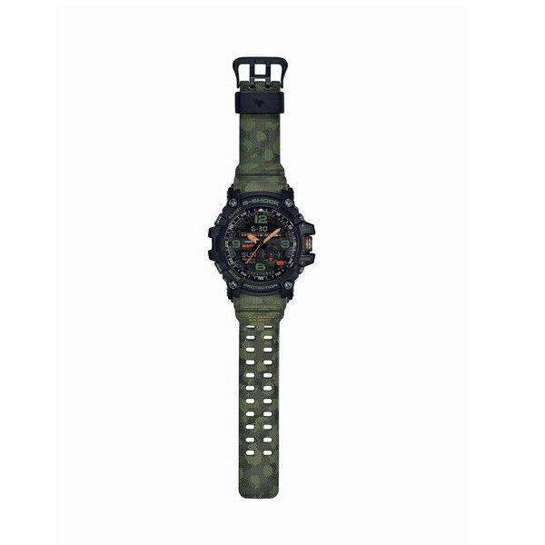 G-SHOCK ジーショック CASIO カシオ MUDMASTER マッドマスター BURTON バートン コラボレーションモデル 【国内正規品】 腕時計 メンズ GG-1000BTN-1AJR 【】