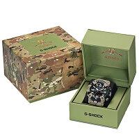 G-SHOCKジーショックCASIOカシオマッドマスターBRITISHARMYコラボレーションBluetoothスマートフォンリンク腕時計メンズGG-B100BA-1AJR