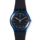 SWATCH スウォッチ New Gent ニュージェント BLUE PILLOW ブルー・ピロー 【国内正規品】 腕時計 SUON121 【送料無料】【代引き手数料無料】