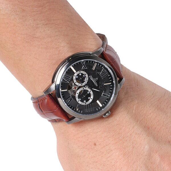 Orobianco オロビアンコ ROMANTIKO ロマンティコ 自動巻き 腕時計 メンズ OR-0035-3 【】