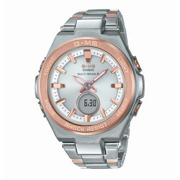 c2d0222bbd BABY-G ベイビージー G-MS ジーミズ 電波ソーラー 腕時計 MSG-W200SG-4AJF 【送料無料】