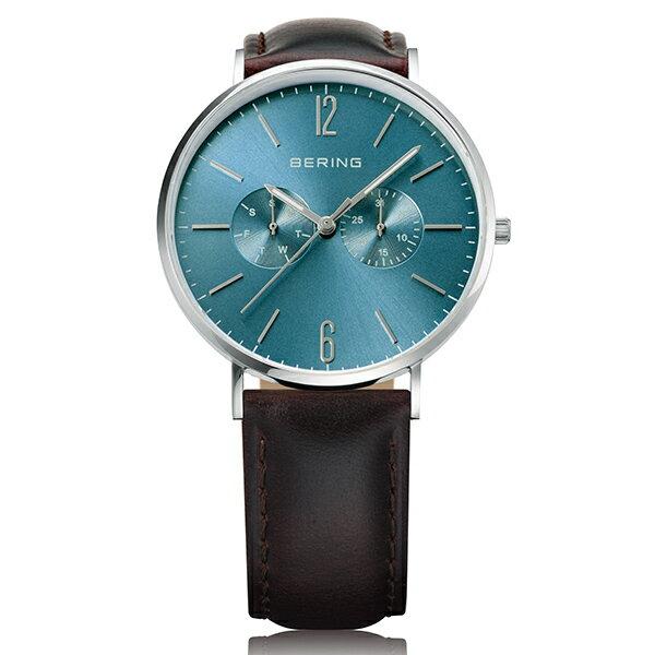 腕時計, メンズ腕時計 BERING Changes 14240-008 TiCTAC