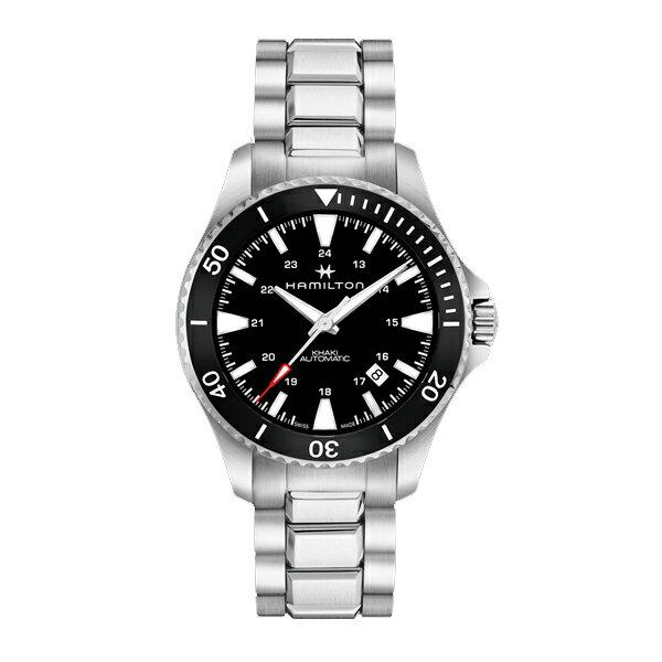 HAMILTON ハミルトン Khaki Navy カーキ ネイビー Scuba Auto 【国内正規品】 腕時計 H82335131