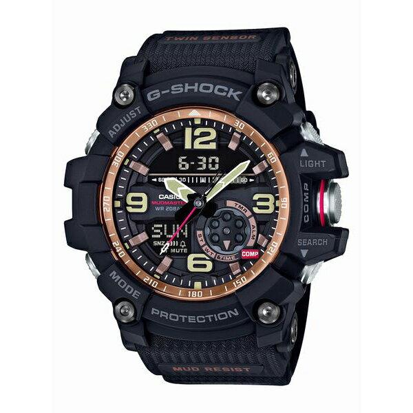 腕時計, メンズ腕時計 G-SHOCK MUDMASTER Vinrtage Black Gold GG-1000RG-1AJF